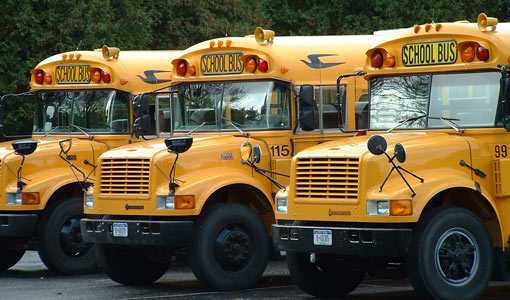 1school bus fleet GPS